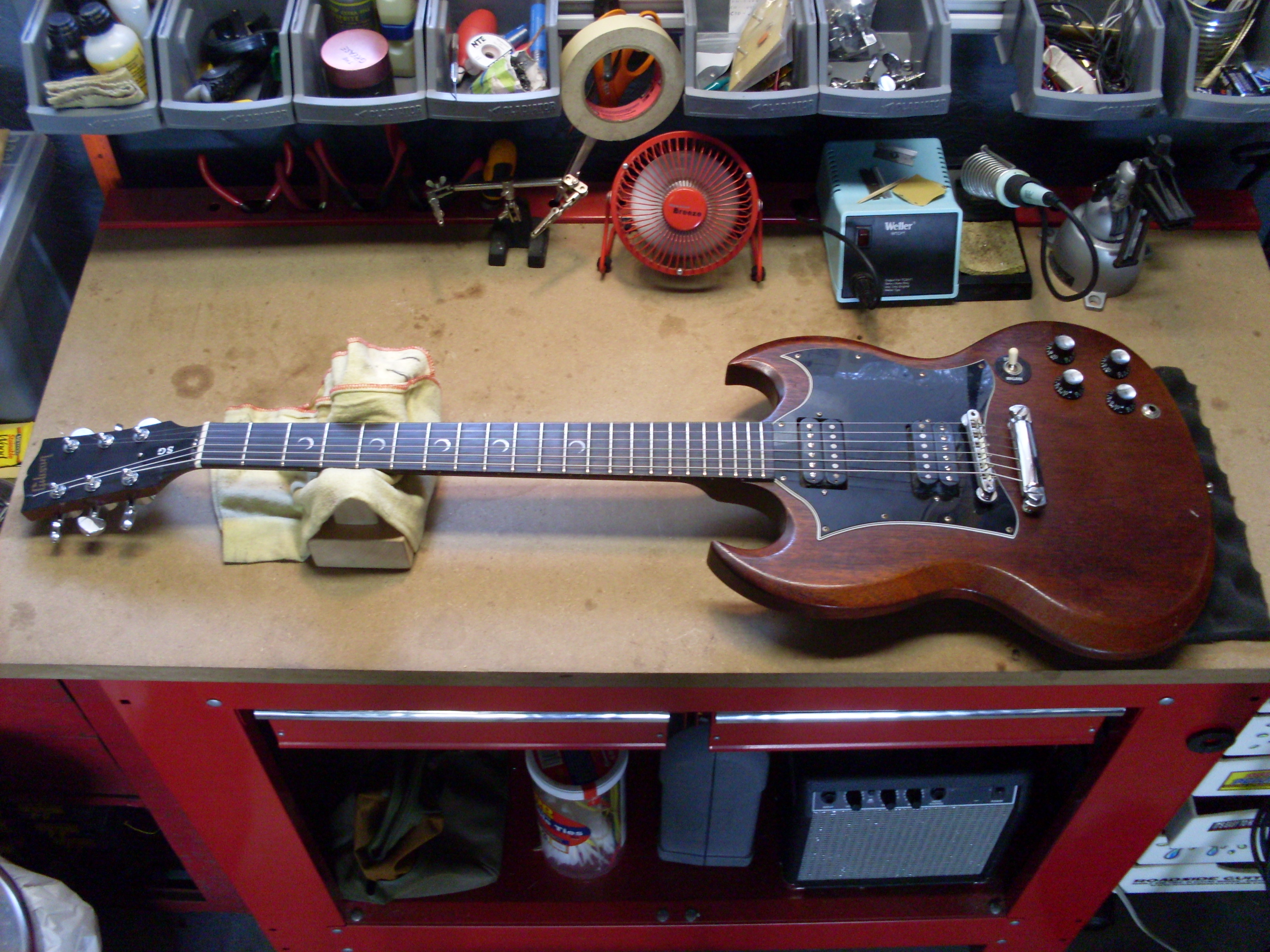 Guitar and Instrument Repair