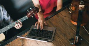 Remote Virtual Music Lessons
