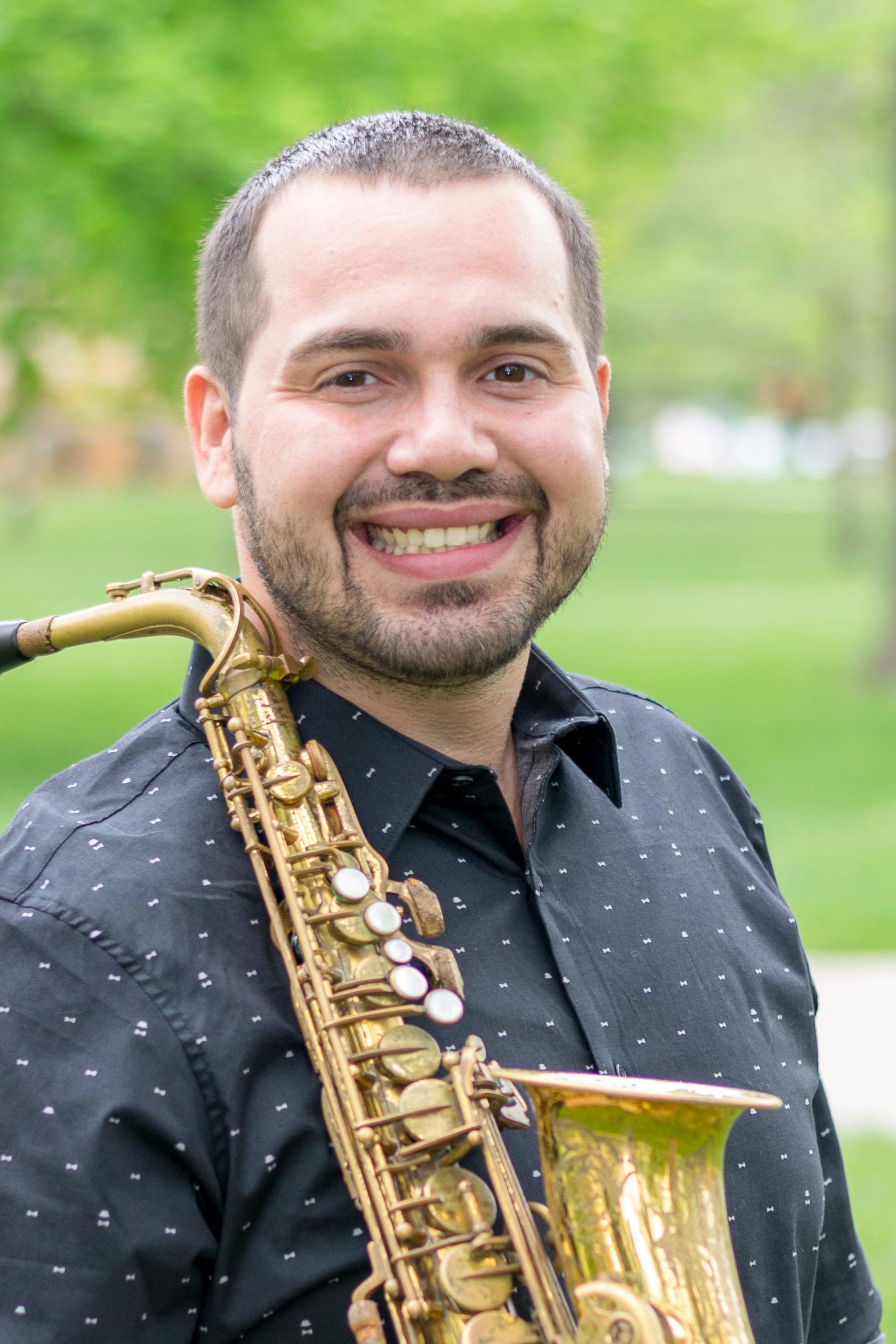 David Berrios Music Instructor